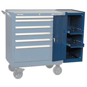 "Kennedy® 300MPBL 20"" Hang-On Cabinet - Blue"