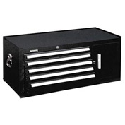 "Kennedy® 39"" 5-Drawer Maintenance Chest - Black"