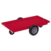 "Kennedy® 43"" Versa-Cart Platform - Red"
