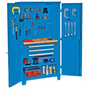 Kennedy® 50301UB Mini Workshop Cabinet - Blue