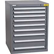 "Kennedy HDS Modular Drawer Cabinet 7328UGY - Standard 9 Drawer 31""W x 30""D x 40 Gray"