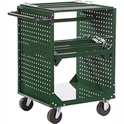 Kennedy® 73306IG ToolKart™ W/6 ToolKarriers & Half Shelf