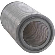 "Koch™ Filter C33E127-213 Dust Collector Cartridge Open/Closed 12-7/8""W x 26-5/8""H x 12-7/8""D"