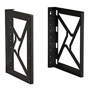 Kendall Howard™ 12U Wall Mount Rack
