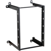 "Kendall Howard™ 16U V-Line Wall Mount Rack - 18"" Depth"