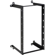 "Kendall Howard™ 21U V-Line Wall Mount Rack - 18"" Depth"