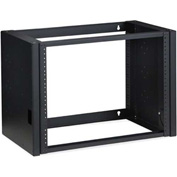 Kendall Howard™ 8U Pivot Frame Wall Mount Rack