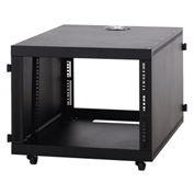 Kendall Howard™ 8U Compact Series SOHO Cabinet, No Doors