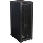 "Kendall Howard™ 37U LINIER® Server Cabinet - Vented/Vented Doors - 36"" Depth"