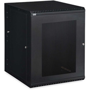 Kendall Howard™ 15U LINIER® Swing-Out Wall Mount Cabinet - Vented Door