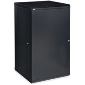 Kendall Howard™ 22U LINIER® Fixed Wall Mount Cabinet - Solid Door