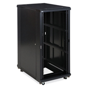 "Kendall Howard™ 27U LINIER® Server Cabinet, No Doors, 36"" Depth"