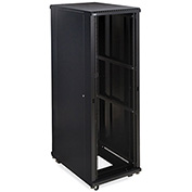 "Kendall Howard™ 37U LINIER® Server Cabinet, No Doors, 36"" Depth"