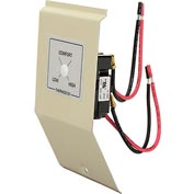 King Thermostat Kit Built-in Tamperproof Double Pole Single Throw BKT2-TP Almond For K Series
