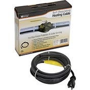 King SRP Heating Cable SRP126-12, 120V, 12FT