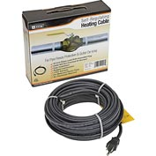 King SRP Heating Cable SRP126-50, 120V, 50FT