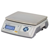 "Digital Bench Scale 12 x 0.005lb/6 x 0.002kg/192 x 0.1oz Removable 11-5/8"" x 8"" SS Platform"