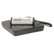 "Digital Shipping Scale 400 x 0.5lb / 180kg x 200g 12-1/4"" x 11-3/4"" Platform"