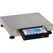 "Digital Checkweighing Scale 30 x 0.01lb / 15kg x 5g Removable 12"" x 13-7/8"" SS Platform"
