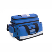 Kemp Large Professional Trauma Bag, Royal Blue, 10-104-ROY