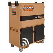 Knaack 118-01 Datavault Mobile Digital Plan Station, Steel, Tan