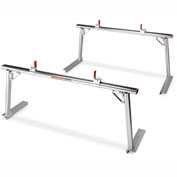 Weather Guard ATR® Truck Rack Aluminum, Full Size 800 Lb. Capacity - 1200
