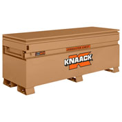 Knaack 2472 Jobmaster® Chest, 24.5 Cu. Ft., Steel, Tan