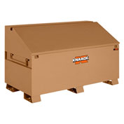 "Knaack 3068 Classic Chest Slant Top, 60"" X 30"" X 37"", Steel, Tan"