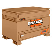Knaack 4830-D Jobmaster® Chest w/ Junk Trunk™ Independent Locking Drawer, Steel, Tan