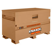 Knaack 69 Storagemaster® Piano Box, 35.3 Cu. Ft., Steel, Tan