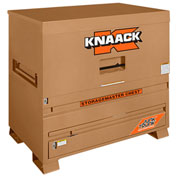 "Knaack 79-D Storagemaster® Chest 48""L X 30""W X 49""H, Steel, Tan"