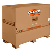 Knaack 89 Storagemaster® Piano Box, 47.8 Cu. Ft., Steel, Tan