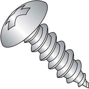 #6 x 7/16 Phillips Full Contour Truss Self Tapping Screw Type A Full Thread 18-8 Stainless,5000 pcs
