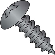 #6 x 5/8 Phillips Full Contour Truss Self Tapping Screw Type A FT Black Oxide - Pkg of 10000