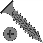 #8 x 3 Phillips Bugle Head Hi Low Drywall Screw Black - Pkg of 2000