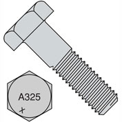 1-8X6  Heavy Hex Structural Bolts A 325 1 Hot Dipped Galvanized, Pkg of 25