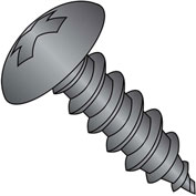 #10 x 3/4 Phillips Full Contour Truss Self Tapping ScrewType A FT Black Zinc Bake - Pkg of 6000