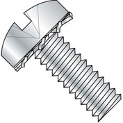 10-32X3/8  Combination (slot/phil) Pan External Sems Machine Screw Full Thread Zinc Bake,5000 pcs
