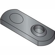 10-32  One Projection Tab Weld Nut Plain Single, Pkg of 1000