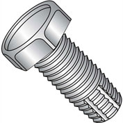 1/4-20 x 3/4 Unslotted Indent Hex Thread Cutting Screw - Type F Ful Thread 18-8 SS - Pkg of 1000