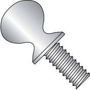1/4-20X1  Thumb Screw With Shoulder F/T 18-8 Stainless Steel, Pkg of 600
