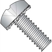 1/4-20X1 1/4  Phillips Pan External Sems Machine Screw Full Thrd 18 8 Stainless Steel, Pkg of 500