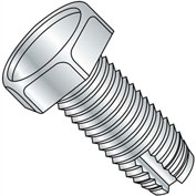 5/16-18 x 1/2 Unslotted Indented Hex Thread Cutting Screw - Type 1 Ful Thread - Zinc2000 pcs