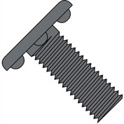 5/16-18X3/4  Weld Screw With Nibs Under The Head Fully Threaded Plain, Pkg of 1000