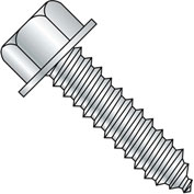 5/16-9X2 1/2  A/F.428-.437 Head Hgt .300-.312 Unslot Indent Hexwash Lag Screw Full Thrd Zinc,600 pcs