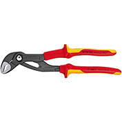 "KNIPEX® 87 28 250 SBA Cobra® Pliers-1,000V Insulated 10"" OAL"