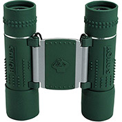 Konus 2041 Action 10x25mm Pocket Binoculars, Fixed Focus, Green