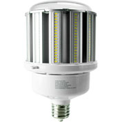 Kobi Electric K0Q5 EC-80-50-MV-EX39 Enclosed LED Corn Light 80W, 5000K, 9300 Lumens