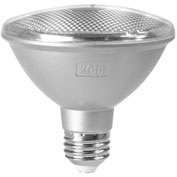 Kobi K2P7 PAR30 Short Neck, 40 Deg, 120V, E26, Dimmable, 3000K, PAR30S-75-30-FL