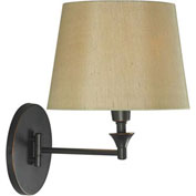 "Kenroy Lighting, Martin Wall Swing Arm Lamp, 32180ORB, Oil Rubbed Bronze Finish, Metal, 17""L"